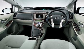 Toyota Prius 2013 full